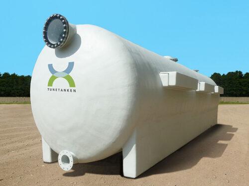 Transport tanks for liquid fertiliser