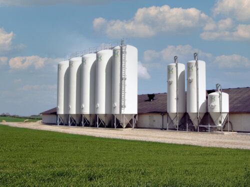 Airtight silos